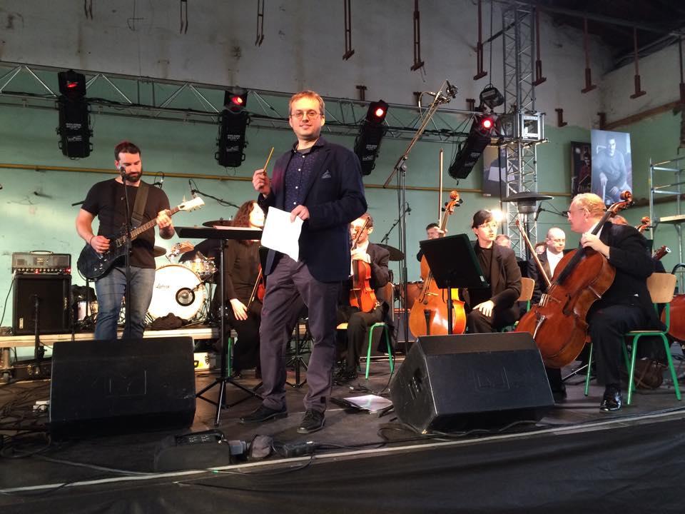 Hudobný skladateľ Slavomír Solovic
