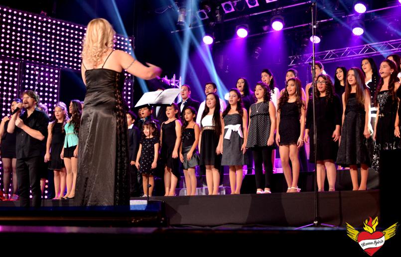 Spievajúci zbor Čercheňora